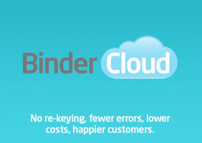 Binder Cloud
