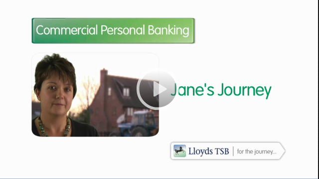Lloyds TSB – Jane's Journey