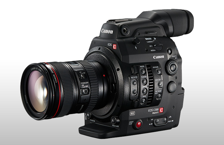 Keeping Focused with the Canon C300 Mark II