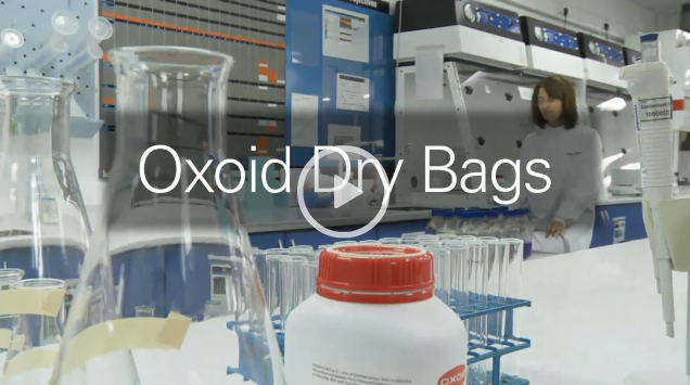 Oxoid Dry Bag Demo