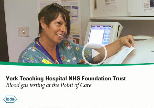 York Teaching Hospital – Blood gas testing at the point of care