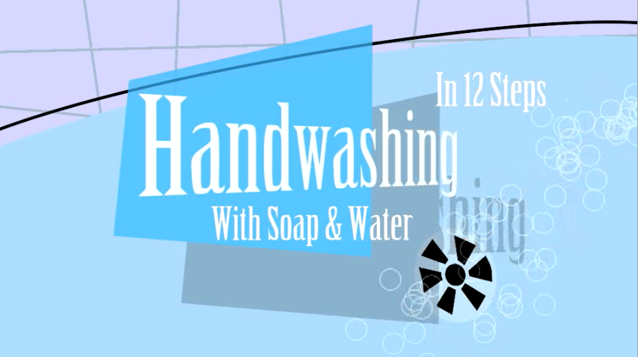 Animated Handwashing